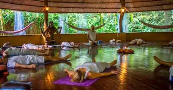 Group Yoga Retreat in Costa Rica