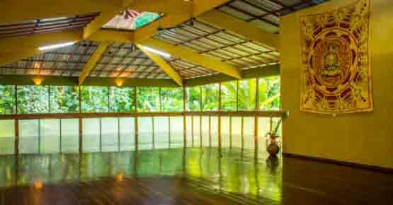 Yoga Studio In Costa Rica For Yoga Retreats