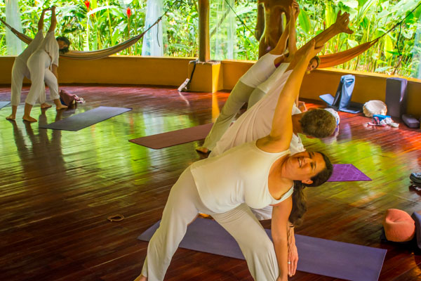 Happy Yoga Vacation in Costa Rica