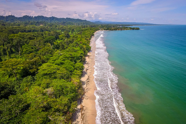 Cahuita Costa Rica National Park